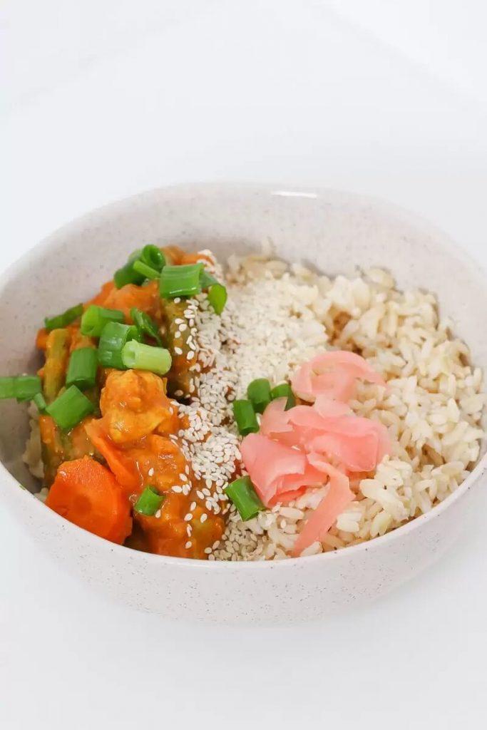 Curry De Poulet Japonais Au Thermomix