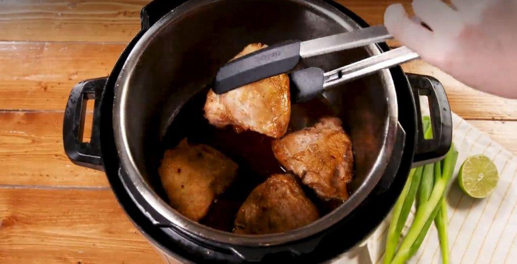 Instant Pot Honey