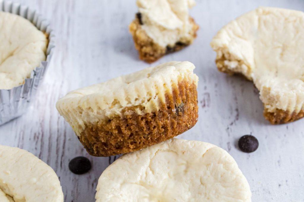 Easy Keto Mini Cheesecakes