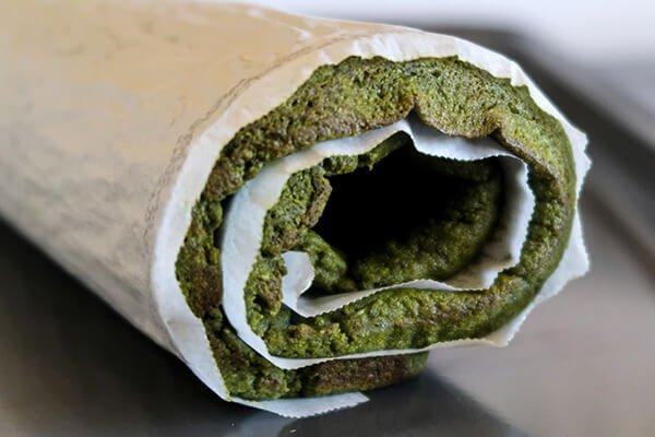 Keto Roll Cake