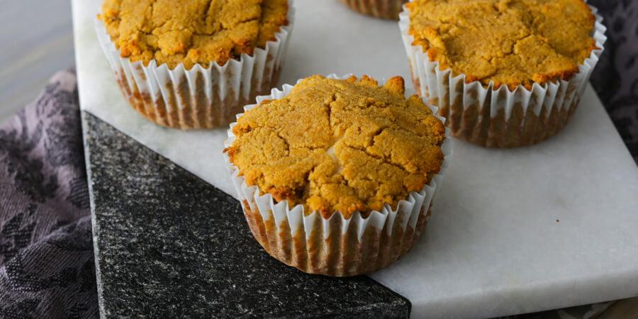 Muffins Céto A La Citrouille