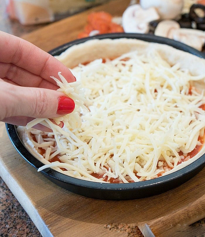 Pizza Avec Cookeo