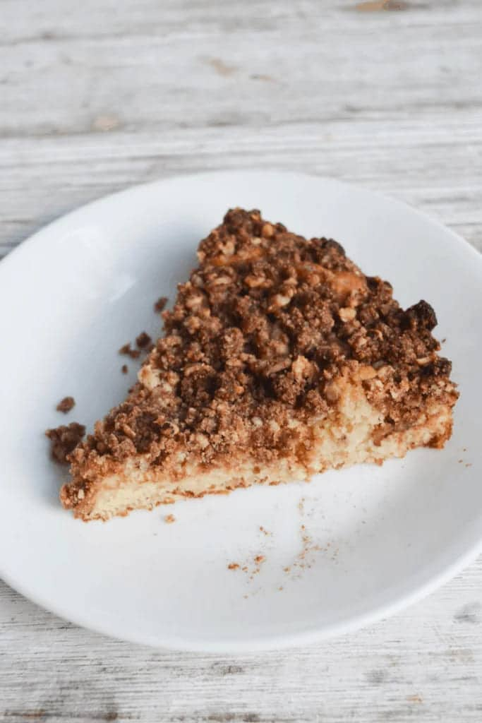 Gâteau Au Café Céto