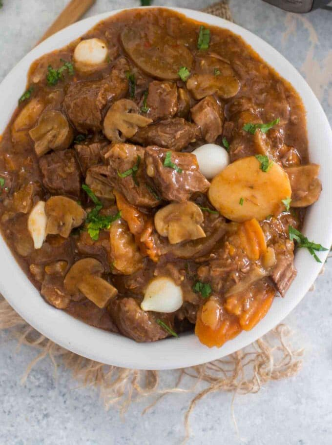 Ragout Cookeo
