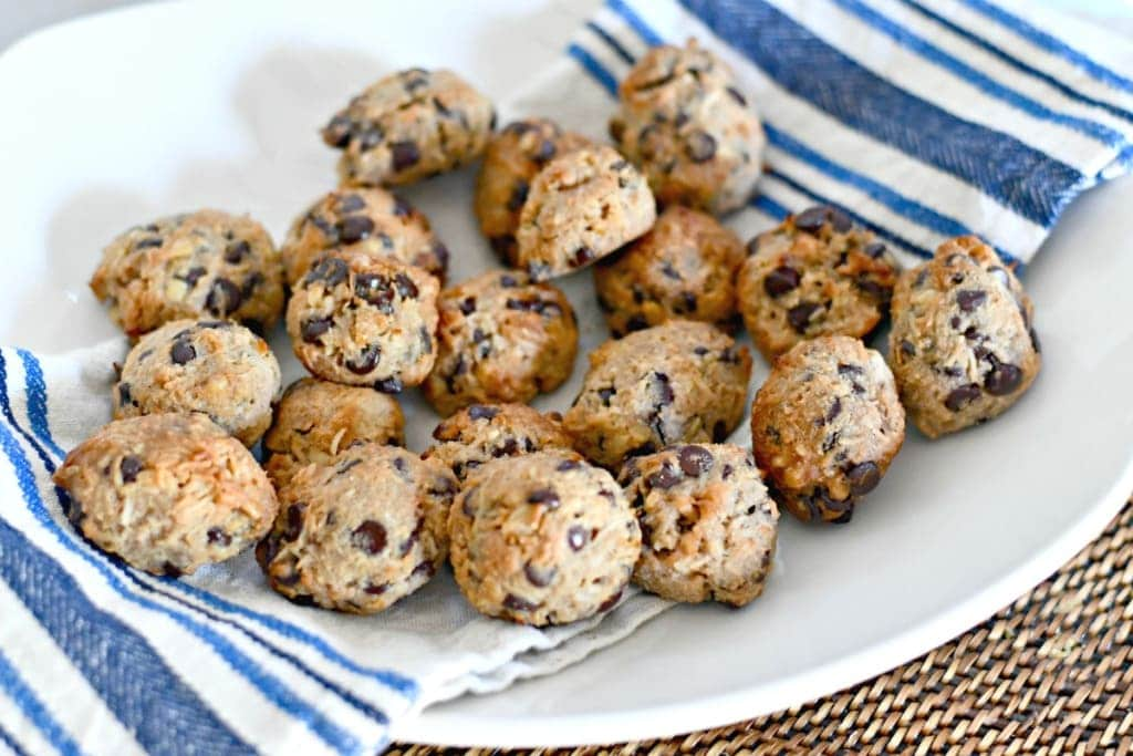 Biscuits Keto noix de coco